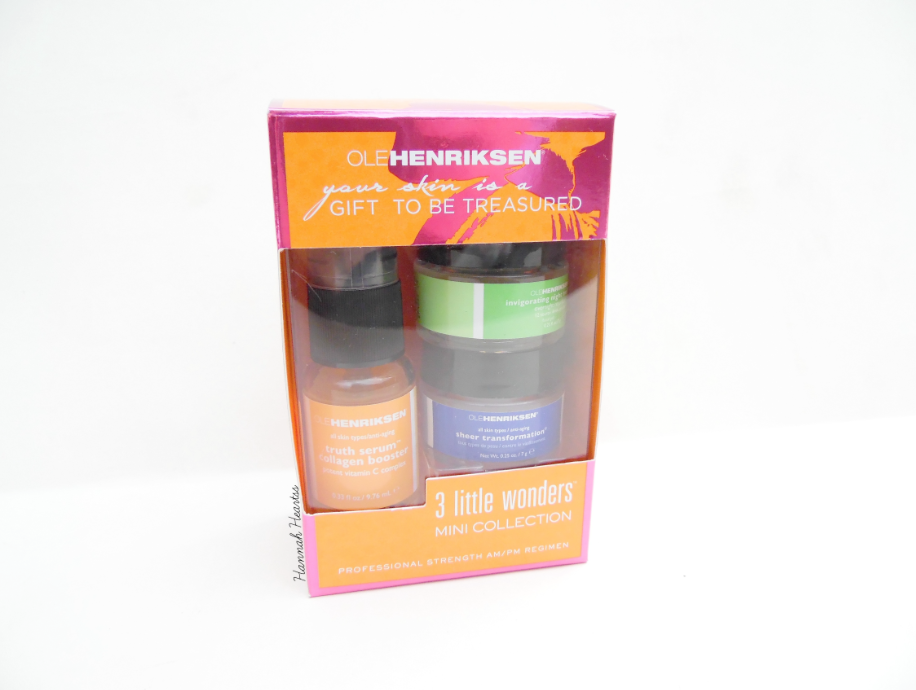 Ole Henriksen 3 Little Wonders Gift Set