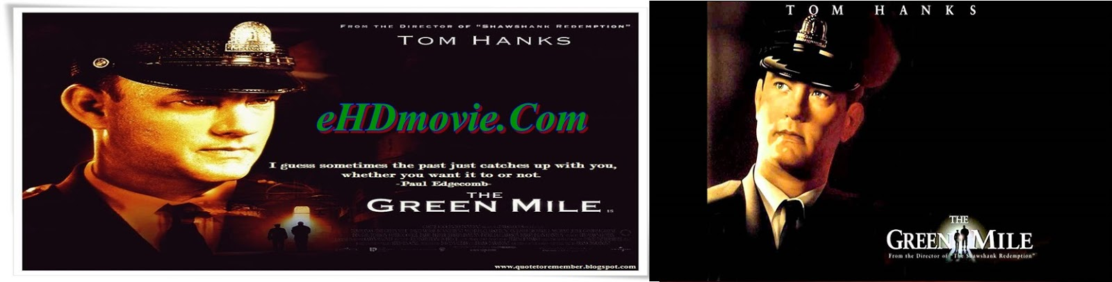 The Green Mile 1999 Full Movie English 720p - 480p ORG BRRip 550MB - 1.2GB ESubs Free Download