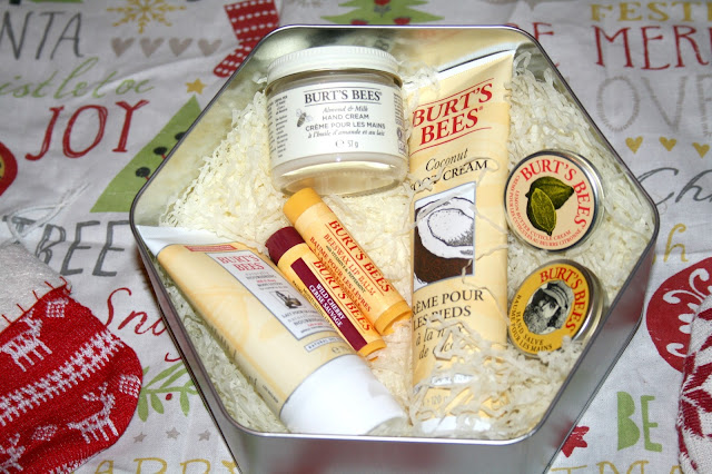 Christmas Gifts with Burt's Bees