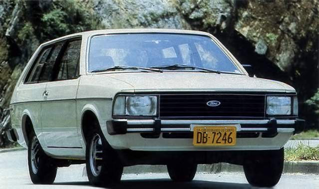 Ford Corcel Belina  CHT