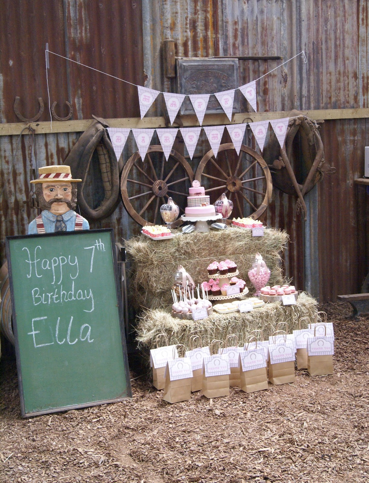 Little Big Company The Blog A Pink Pony Party By The