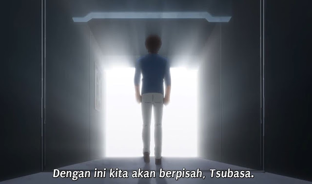 Captain Tsubasa 2018 Episode 28 Subtitle Indonesia