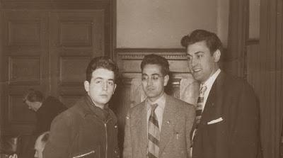 Algunos ajedrecistas españoles en el Campeonato Mundial Universitario de Uppsala 1956