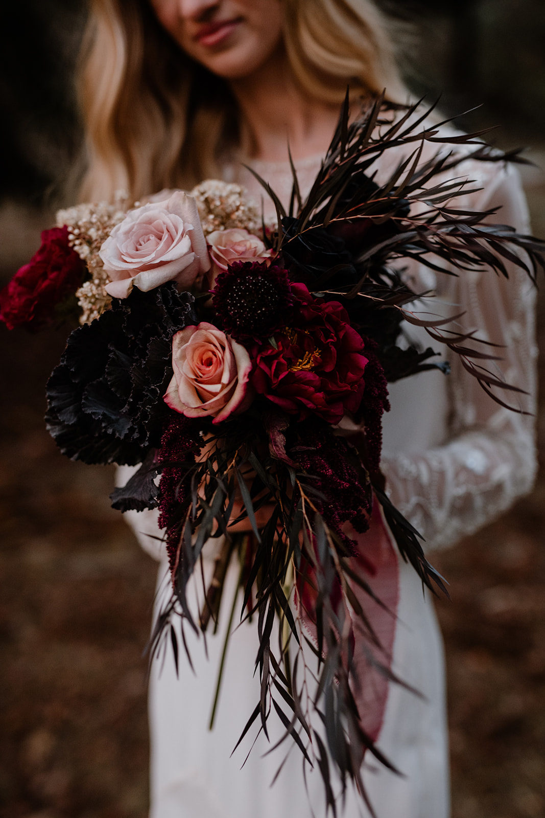 Using Black in Your Wedding