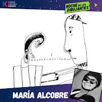 María Alcobre