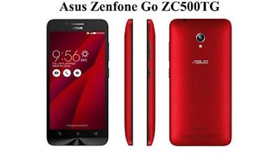 Harga Asus Zenfone Go baru, Harga Asus Zenfone Go bekas, Spesifikasi Asus Zenfone Go ZC500TG