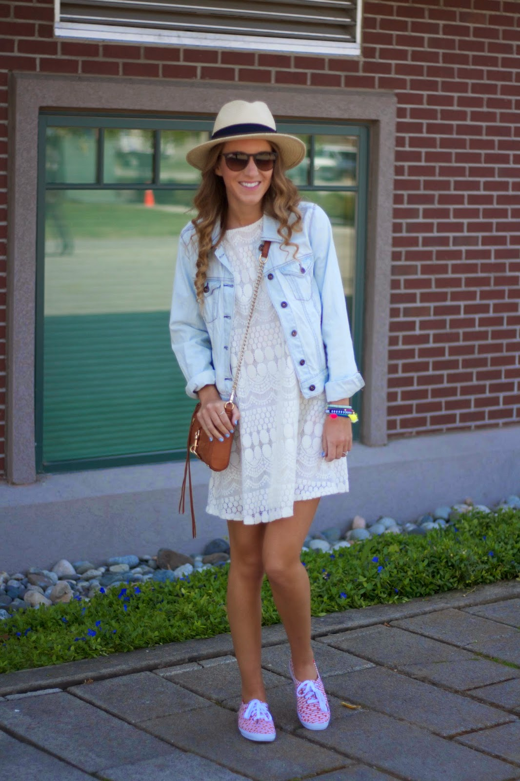 Remix Crochet Dress Keds Twenties Girl Style
