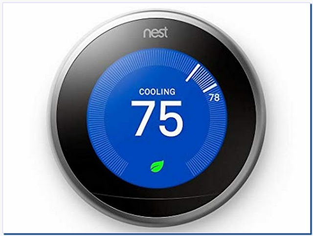Amazon cyber monday nest thermostat