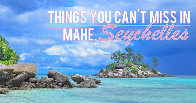 things to do in Mahe island