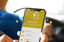 كريم تطلق عضوية الفئة الذهبية للمستخدمين