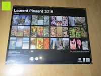 Rückseite: Laurent Pinsard 2016 - Triplets Posterkalender Naturkalender quer - 64 x 48 cm