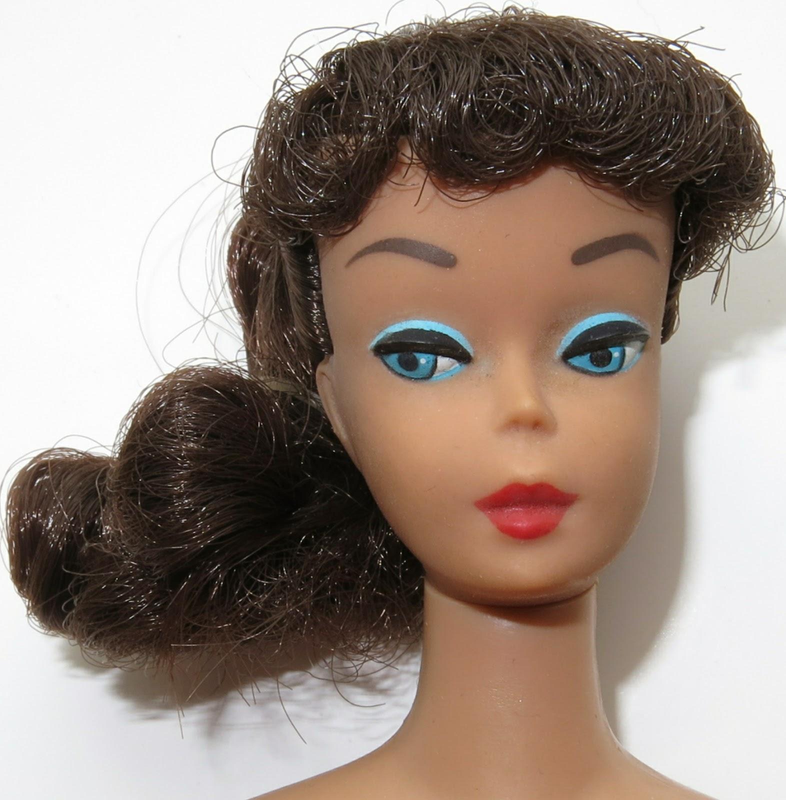 My Vintage Barbies Blog Barbie Of The Month Montgomery Ward Reissue Barbie 1972