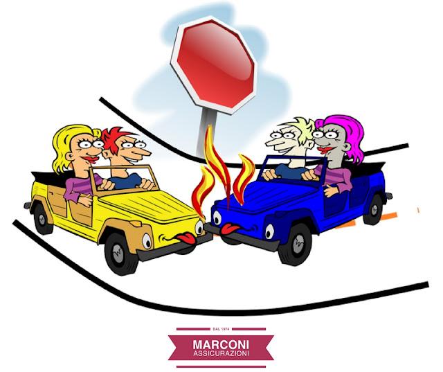 Sei rimasto coinvolto in un incidente stradale?  Non perdere la calma, non irritarti e segui queste semplici istruzioni: