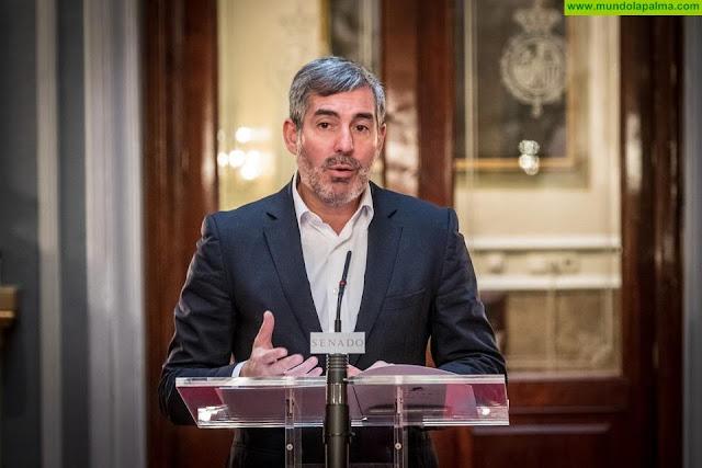 Clavijo pide la comparecencia de los presidentes de las aerolíneas para que informen sobre el aumento de las tarifas entre Canarias y la Península