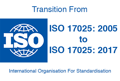 laboratory accreditation revised iso iec 17025 2017 has been published