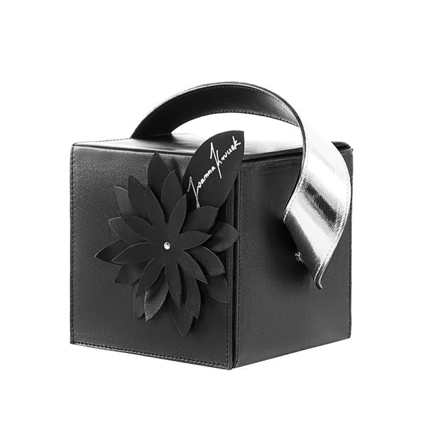 Joanna Kruczek box black bag