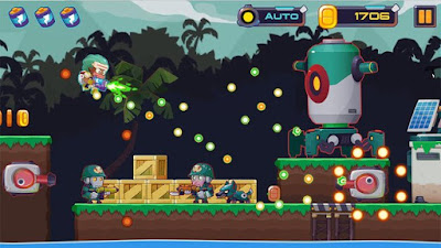 Metal Shooter: Rund and Gun MOD Apk Money