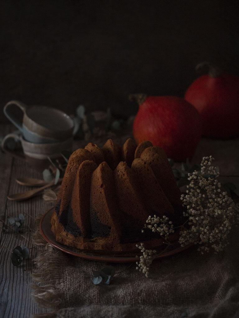 bundt-cake-marmolado-de-chocolate-y-calabaza