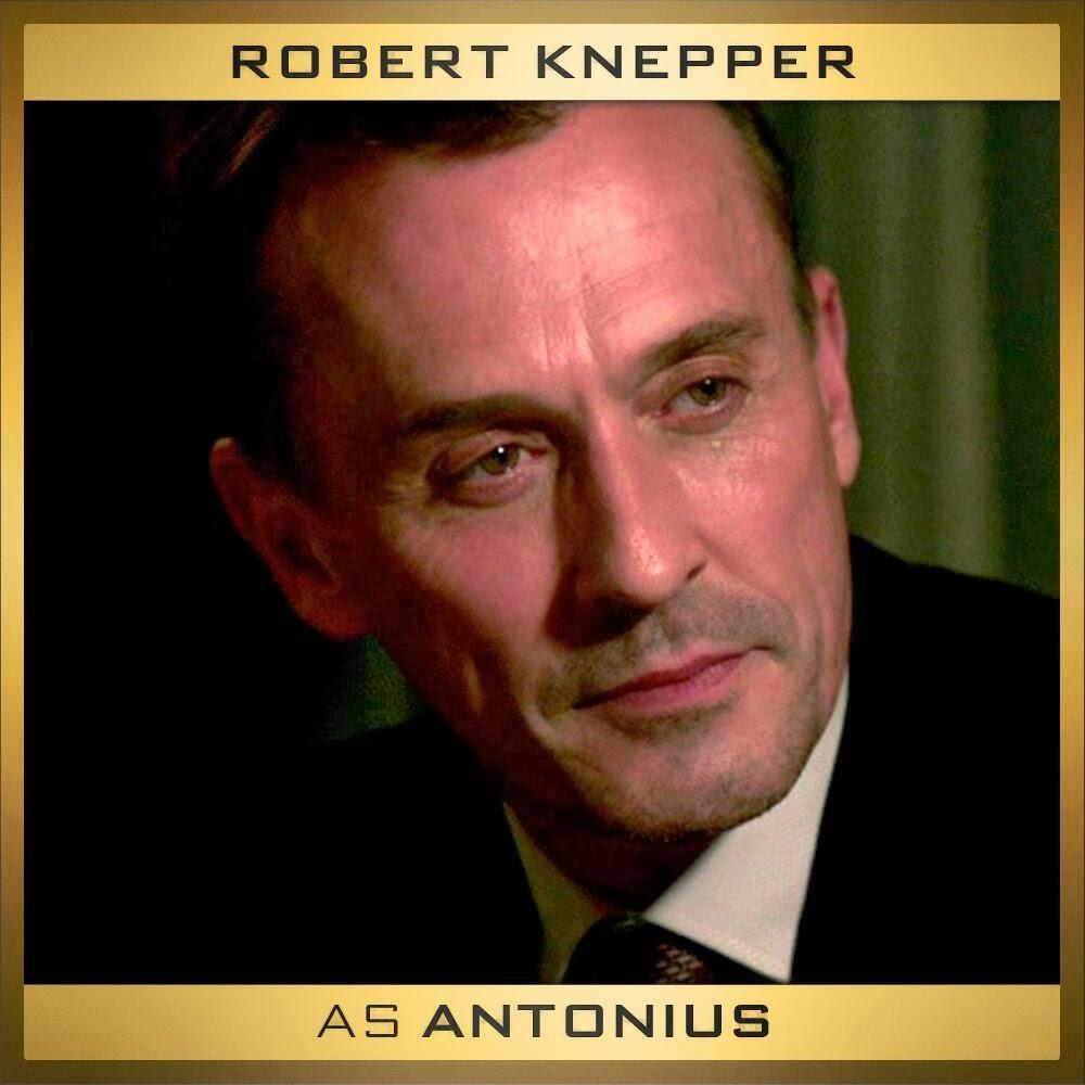 Robert Knepper Tribute Von Panem