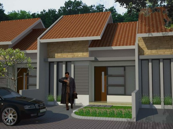 Desain Rumah Minimalis untuk Orang Kantoran 3