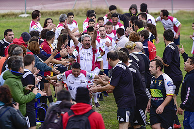 Rugby Inclusivo Quijote