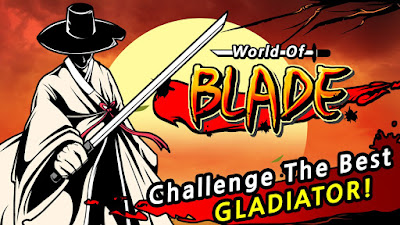 World of Blade MOD Unlimited Money Coin v2.3.0 Apk Android Terbaru