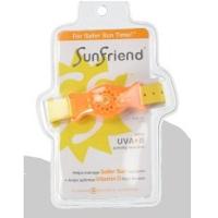 SunFriend un bracelet qui permet de faire le plein de soleil sans danger
