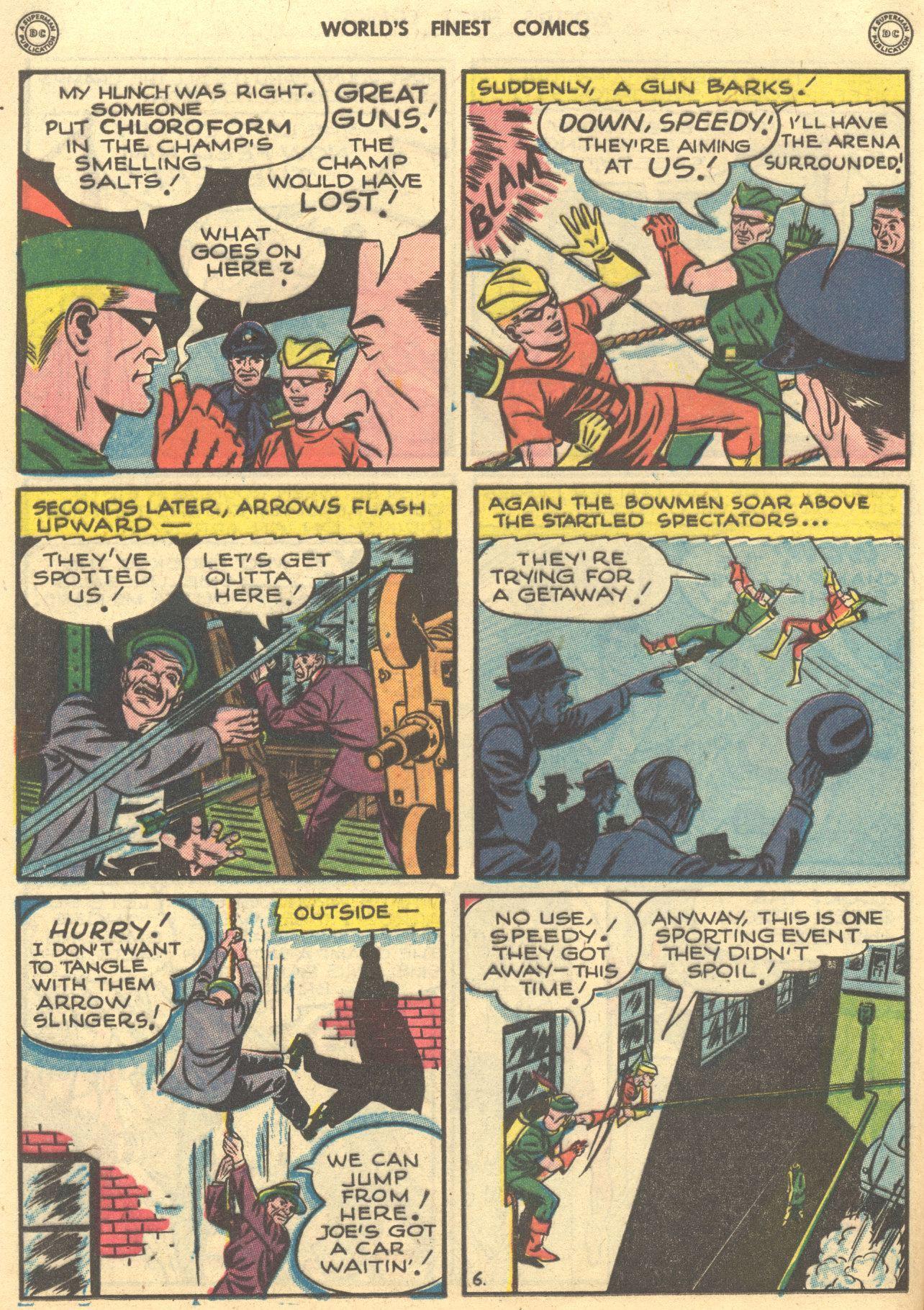 Read online World's Finest Comics comic -  Issue #28 - 21
