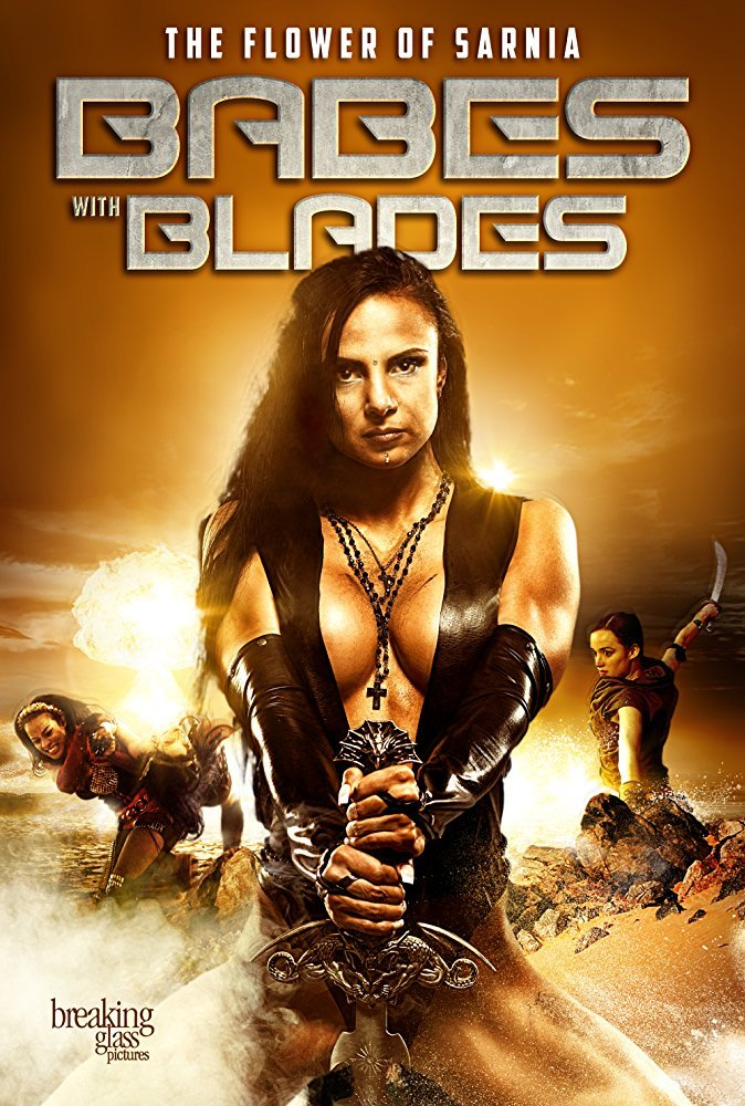 Babes with Blades 2018 Full Free Hollywood HDRip Download