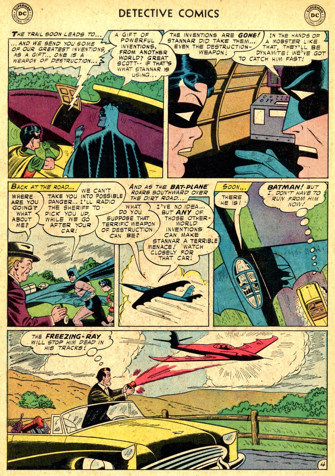 Read online Detective Comics (1937) comic -  Issue #250 - 6
