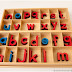 Introducing the Montessori Movable Alphabet to the Preschool Student
