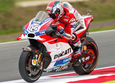 Ducati: Performa Motor Lebih Penting Dibanding Keselamatan Pembalap
