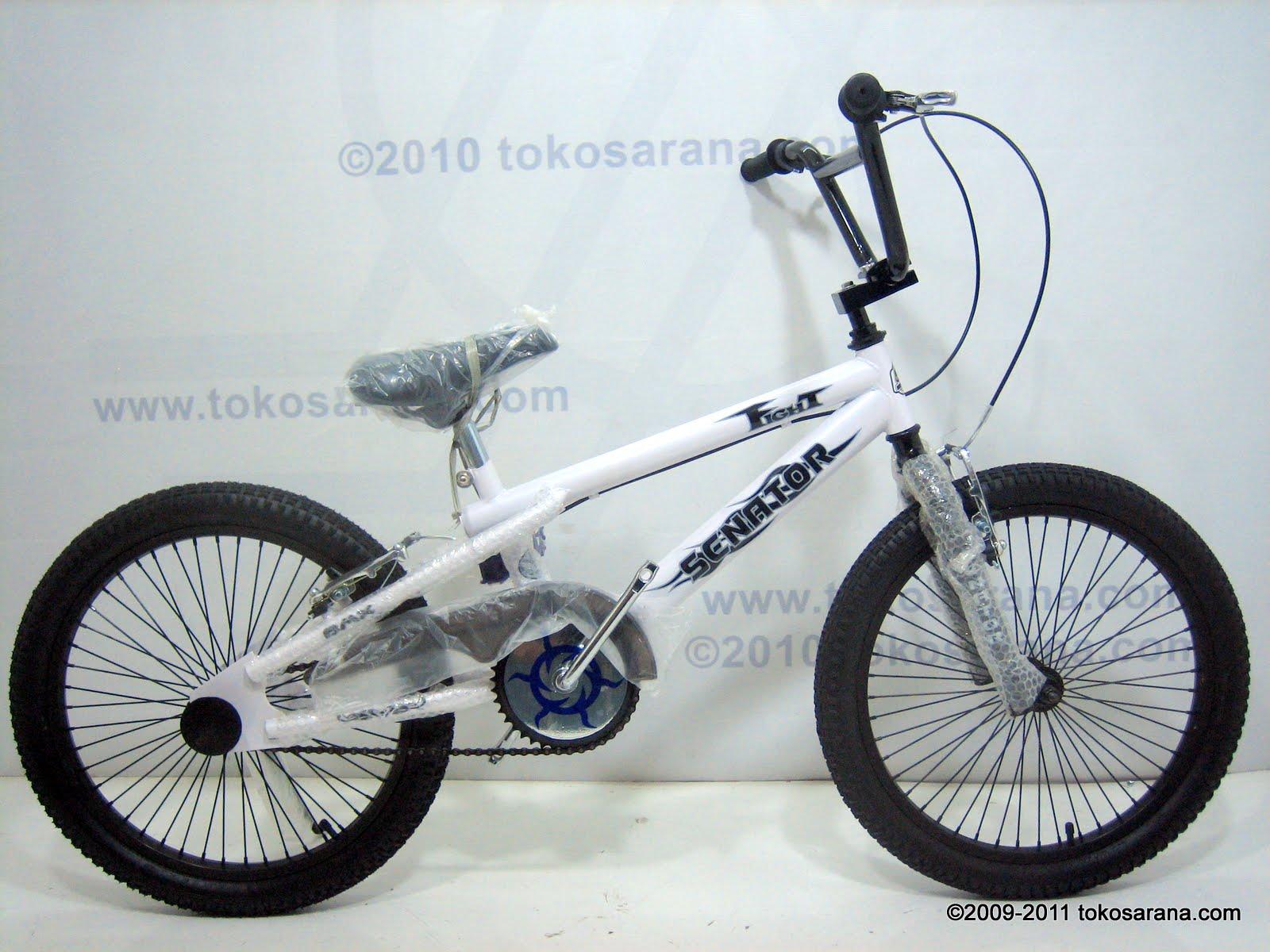 tokosarana™   Mahasarana Sukses™: Sepeda BMX SENATOR FIGHT