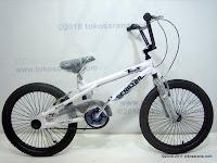 1 Sepeda BMX SENATOR FIGHT 20 Inci - Produk Indonesia