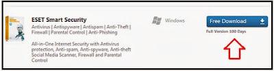 ESET Smart Security 7 Activation Key Free