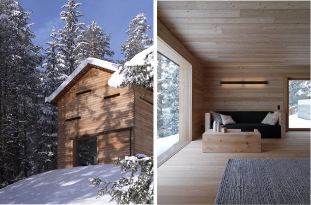 Un moderno rifugio nel cuore delle Dolomiti  Blog di