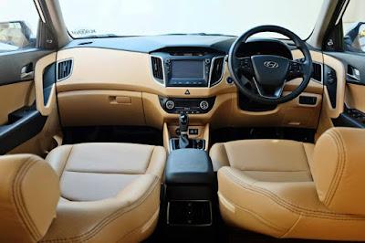 Hyundai Creta 1st Anniversary Edition interior Hd Images