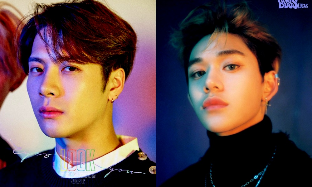 GOT7's Jackson Said Want To Be Closer to NCT's Lucas