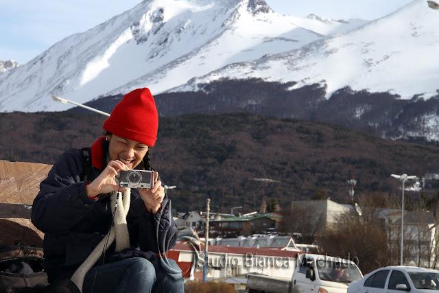 fotos profissionais de  Ushuaia Argentina bianca machado