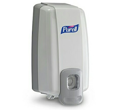 Purell Hand Sanitizer - Mountable Liquid-Disinfectant Dispenser