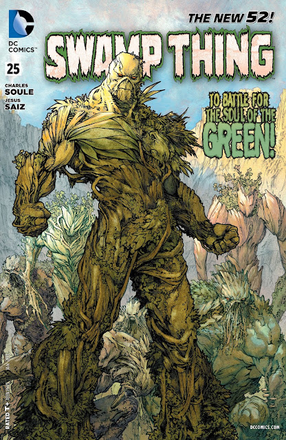Swamp Thing Vol.5 Descarga Español Mega
