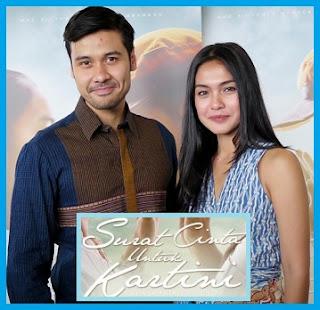 Chicco Jerikho dan Rania Putrisari Pemeran Utama Film Surat Cinta Untuk Kartini