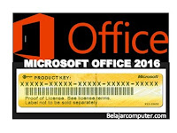 Product Key Microsoft Office 2016 Gratis [100% working]