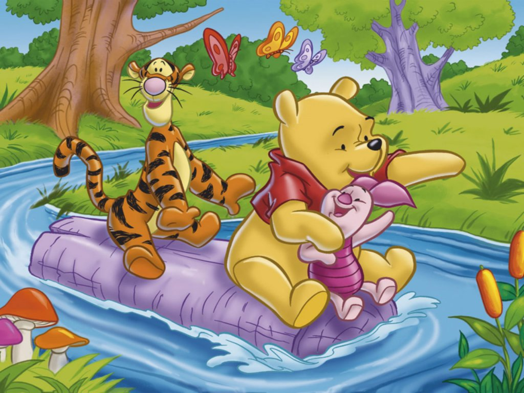 This is a graphic of Old Fashioned Pooh Bear Images