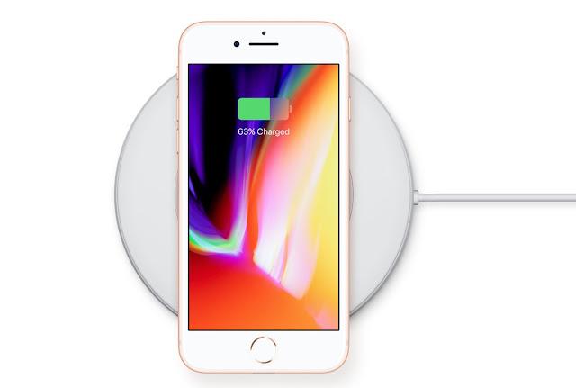 iPhone 8 và iPhone 8 Plus ra mắt : thiết kế cũ, cấu hình mới