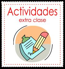 Actividades extra clase