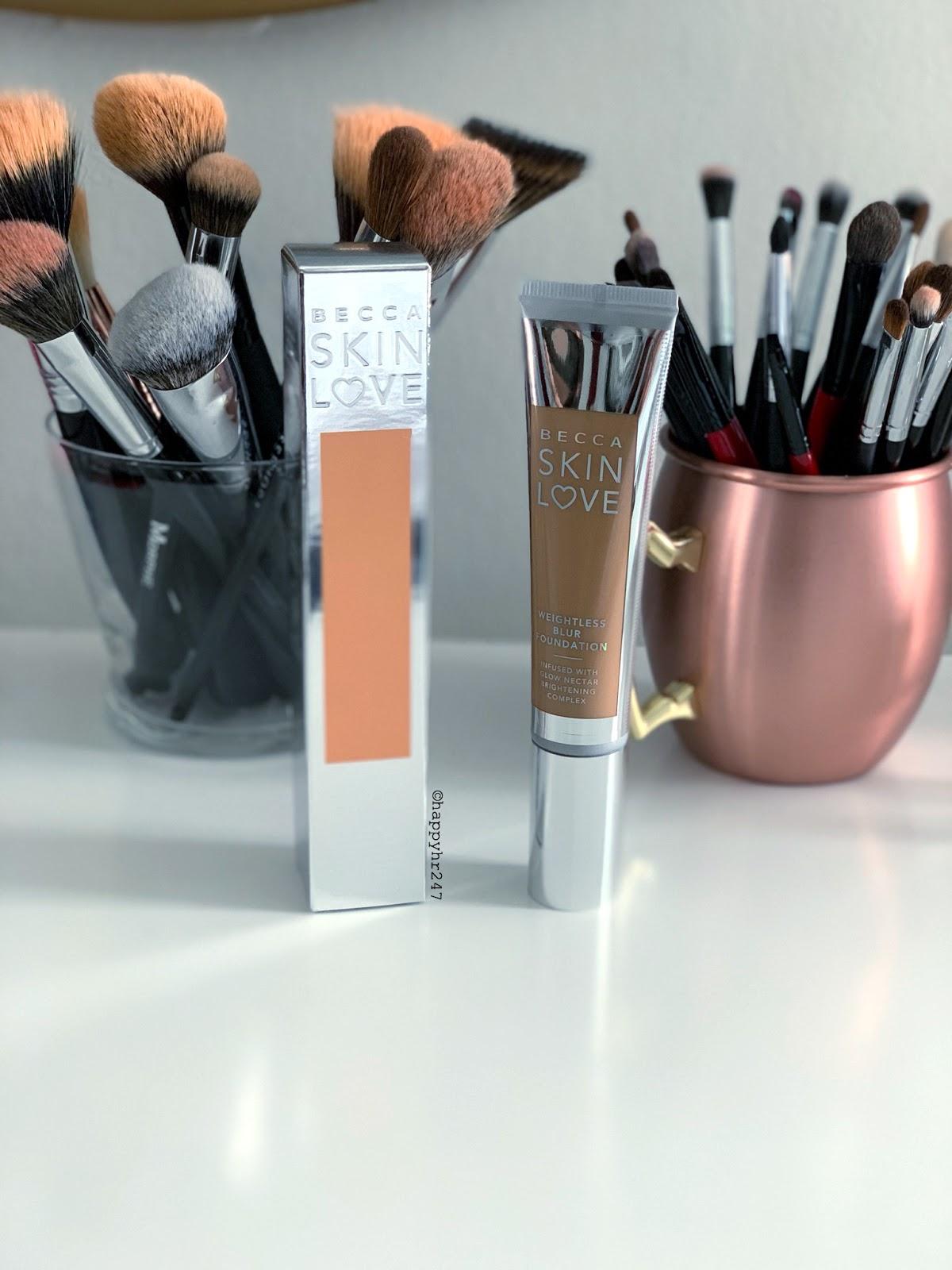 Skin Love Glow Shield Prime & Set Mist by BECCA #9