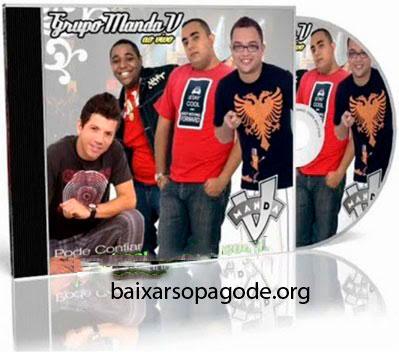 CD Grupo Manda V - Pode Confiar (2010)