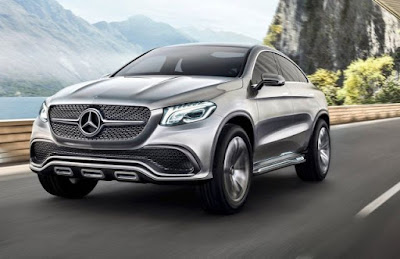 Mercedes Benz 2018 GLE Coupe Review, Specs, Price