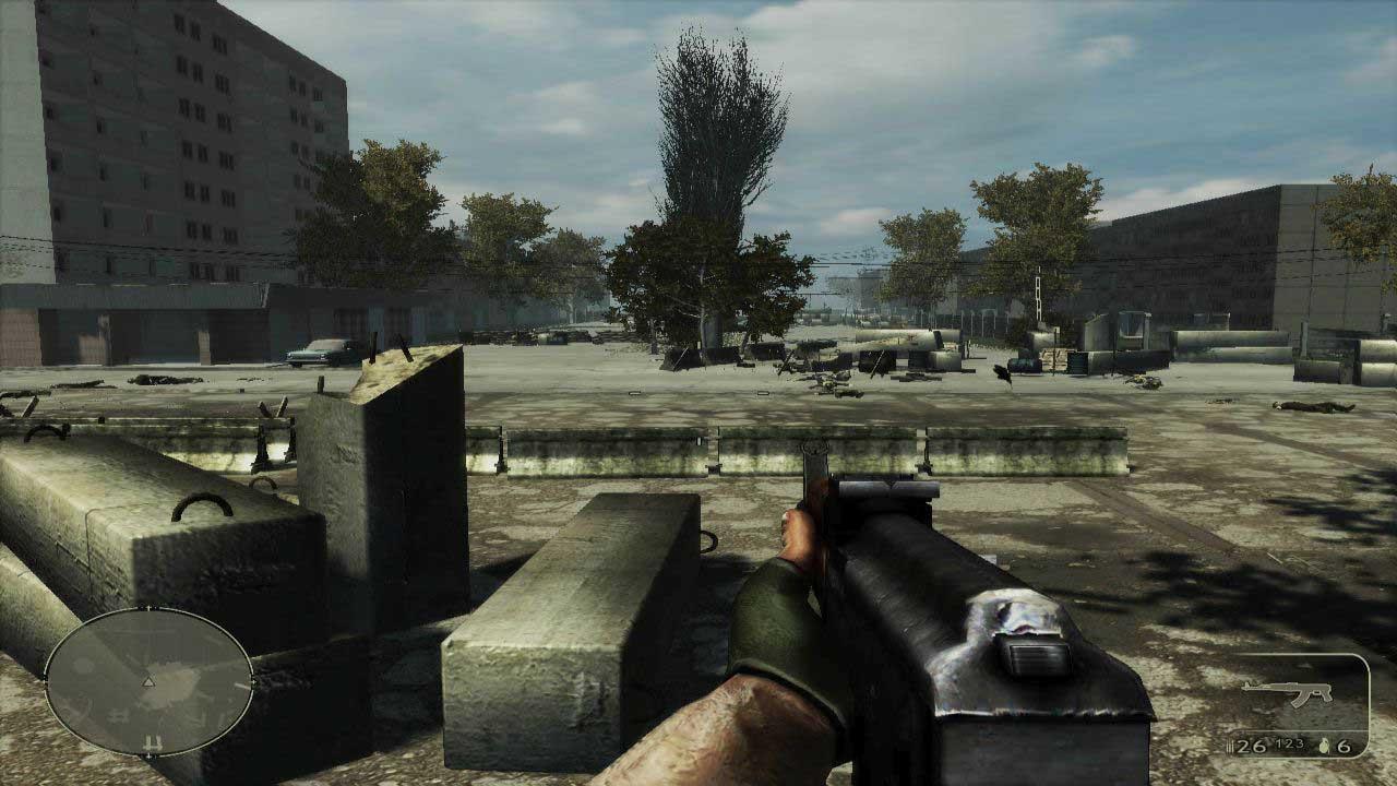 تحميل لعبة Chernobyl Terrorist Attack برابط مباشر + تورنت